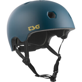 TSG Meta Solid Color Casco, satin jungle